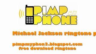 Michael Jackson free ringtone download - scarica suonerie gratis