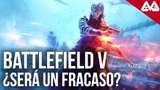Battlefield V está en problemas | ¿Será un fracaso?