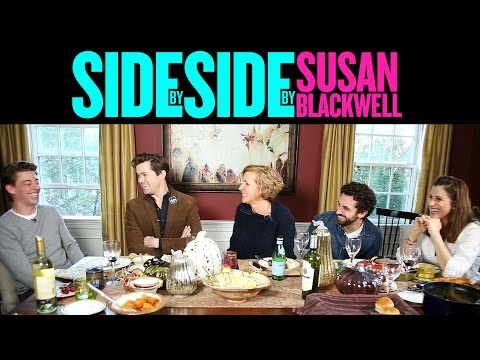 SIDE BY SIDE BY SUSAN BLACKWELL: FALSETTOS  Christian Borle, Stephanie J. Block, Andrew Rannells