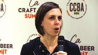 White Labs at the 2018 CA Craft Beer Summit