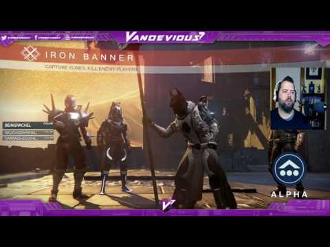 It's Byronic Hero Time in Iron Banner!! 2-7