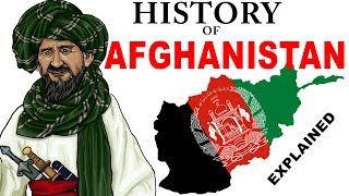 The history of Afghanistan summarized