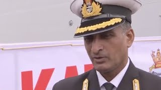 PLA Navy's 70th anniversary: Indian ships arrive in Qingdao