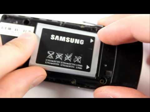 TechnoCrash#31: Samsung C5212i: Short circuit of the battery