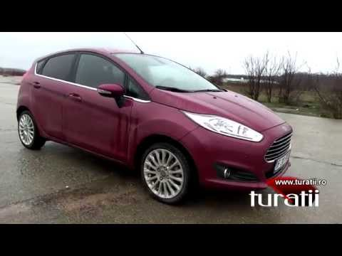 Ford Fiesta 1,0l EcoBoost PS Titanium explicit video 1 of 3