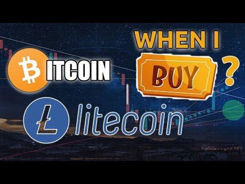 BITCOIN & LITECOIN   When I Buy BTC / LTC