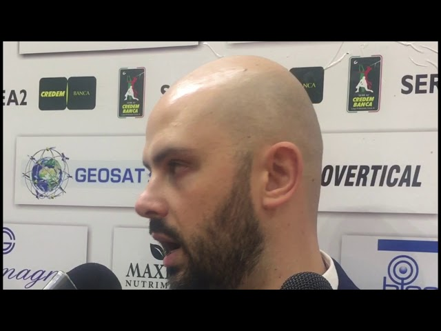 Interviste post Lagonegro vs Brescia