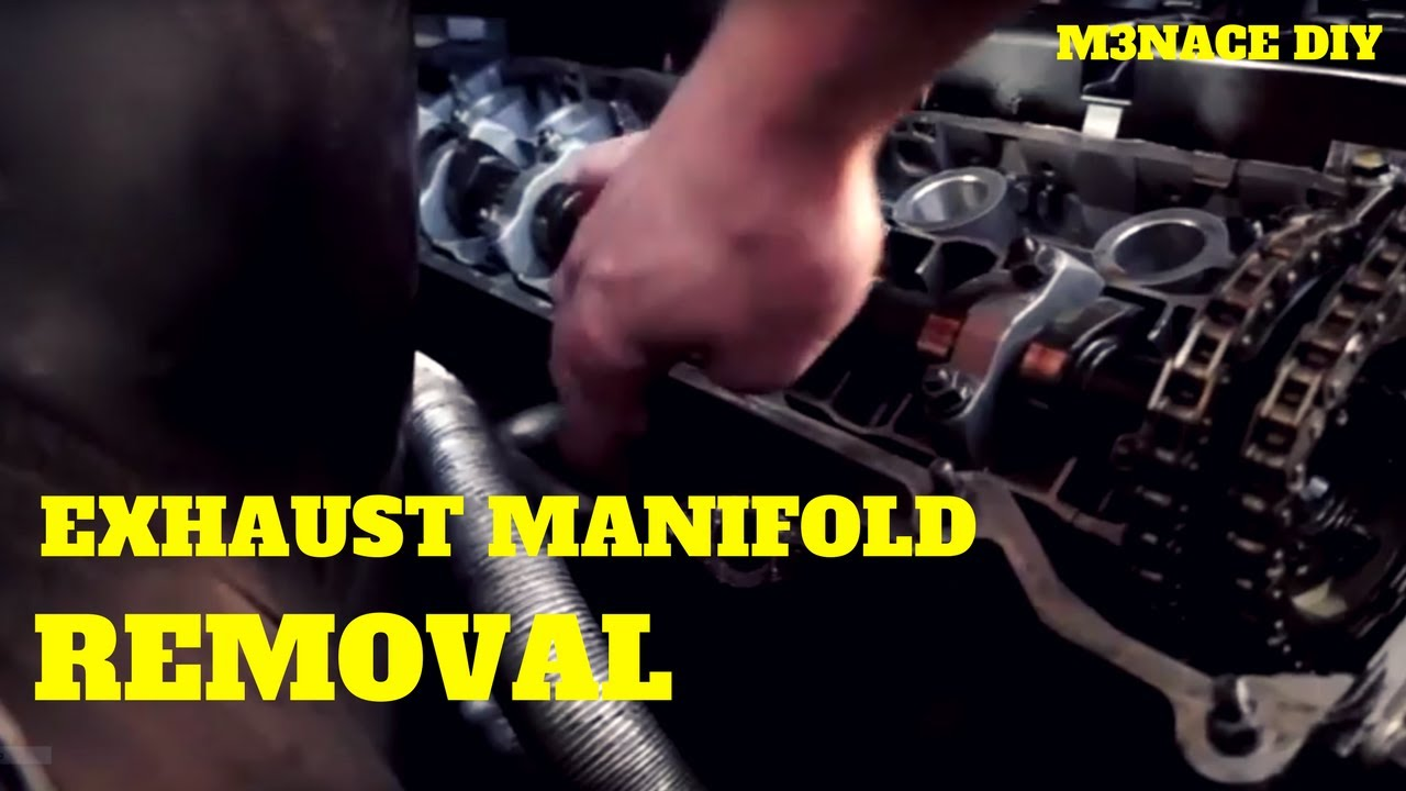 e36 318is exhaust manifold