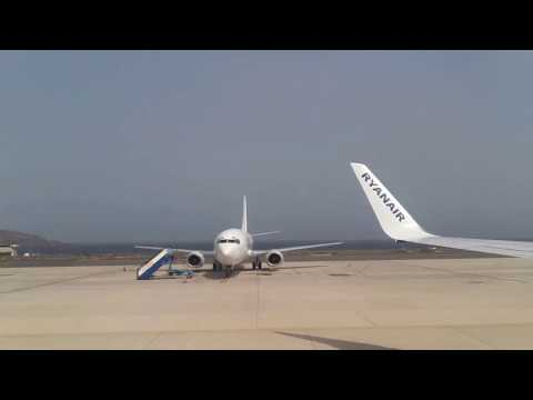 Gran Canaria Flight To Charleroi 09.08.17