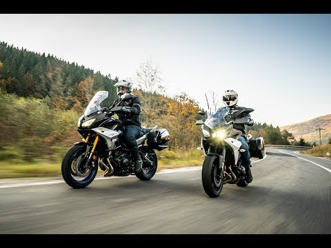Yamaha Tracer vs. Tracer GT   Review - Which one to buy?