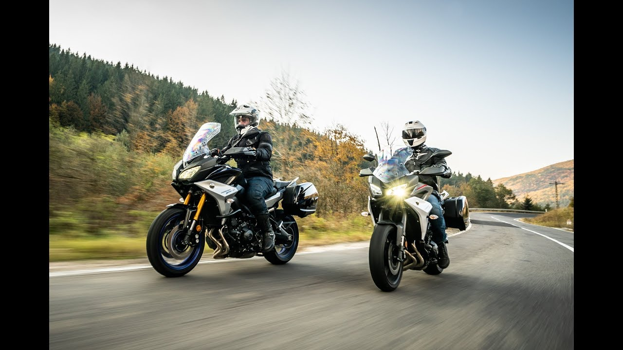 2018 Yamaha Tracer Vs Tracer Gt Review Which One To Buy Youtube