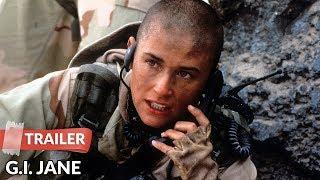 G.I. Jane 1997 Trailer | Demi Moore | Viggo Mortensen