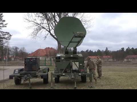 Satellite Transportable Terminal