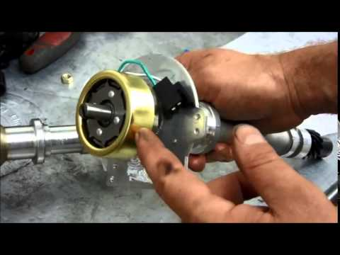 Chevy 350 TBI - HEI distributor problem - aftermarket junk