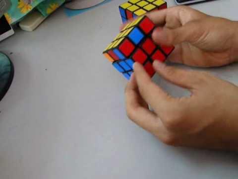 [Bước 3: Giải tầng 3 (p1) ] Hướng dẫn giải rubik 3x3 (phần 3)