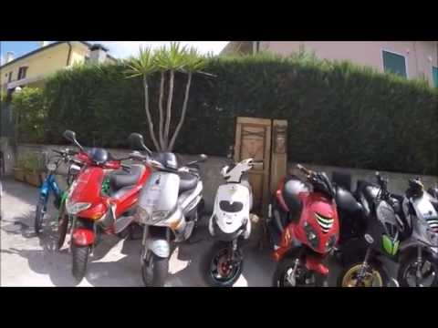 Gopro:My scooter's collection