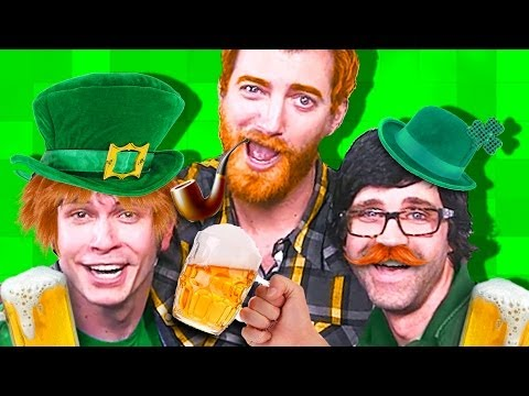 St. Patrick's Day w/ Rhett and Link
