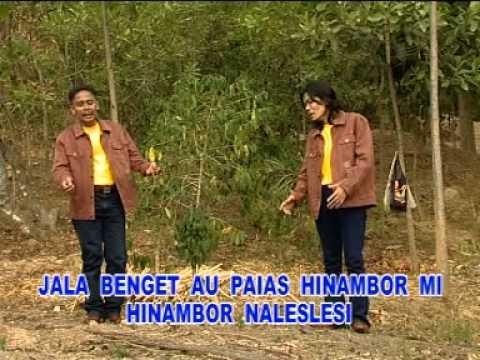 Trio Laguna. PAHOMPU PANGGOARAN