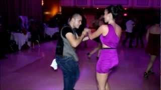 New York Int'l Salsa Congress 2012:Part 3 - 1 Min Social Dance Highlights (Thurs: 8/30 - Sun: 9/2)