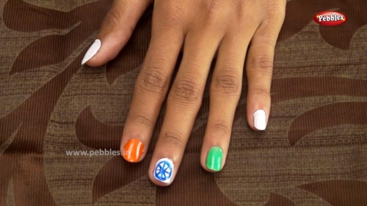 Nail Art Designs | Nail Polish | Nail Art Videos | Nail Art at Home ...