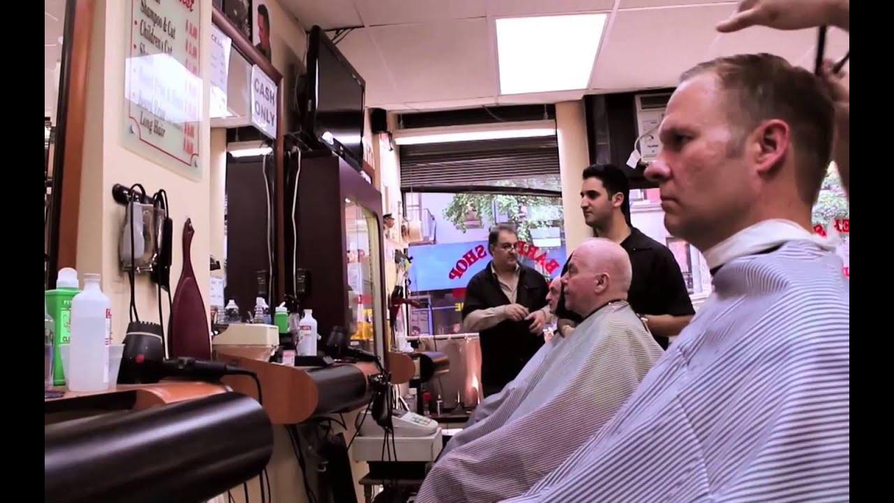 Davids Barber Shop The Upper East Side Premier Barbershop