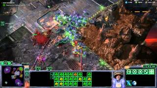 Starcraft 2: Wings of Liberty - Shatter the Sky