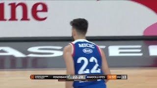 17.05.2019 / Fenerbahçe Beko - Anadolu Efes / Vasilije Micic