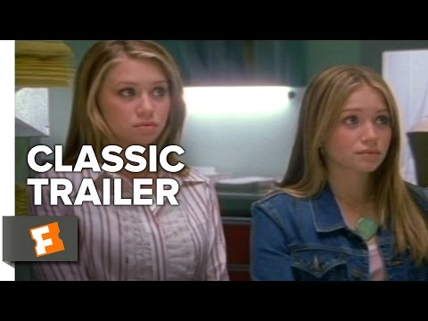 When In Rome (2002) Official Trailer - Mary-Kate Olsen, Ashley Olsen Movie HD