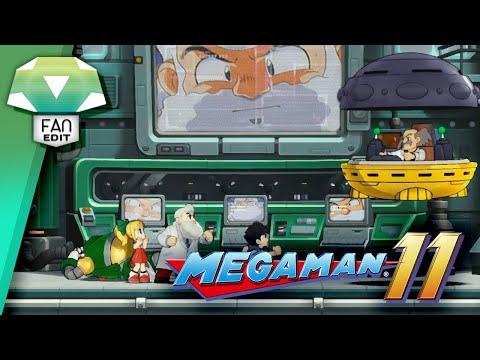 [Fan Edit] Vinny - Mega Man 11 Highlight |