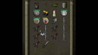 How to dupe on runescape private servers {Godsword dupe}