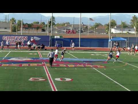 Los Alamitos Lacrosse Varsity Girls vs Newport Harbor