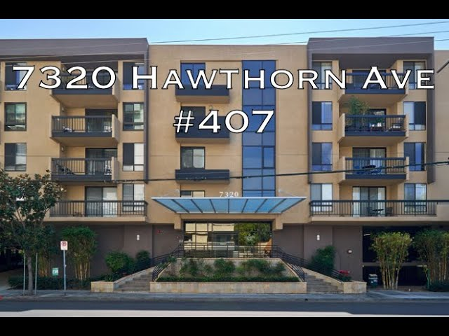 7320 Hawthorn Ave #407, Los Angeles, CA 90046