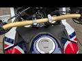 2017 HONDA AFRICA TWIN, Testing the Swegotech forkshield updraft deflector & random bike chat