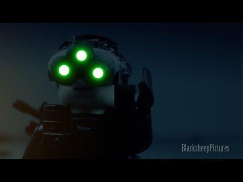 Lego Splinter Cell Blacklist