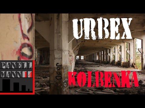 Urbex - Opuštěná Továrna ČKD (Kolbenka)/Abandoned ČKD Factory [Prague, Czech Republic]