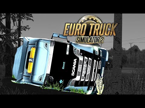 PREVRNUO SAM KAMION 😅😅😅 Euro Truck Simulator 2 - #185