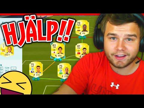 HJÄLP MIG BYGGA ETT TYSKT LAG!! - FIFA 16 på Svenska Ultimate Team