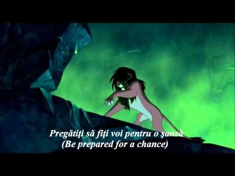 Regele Leu -Be prepared- (Romanian) Subs & Trans