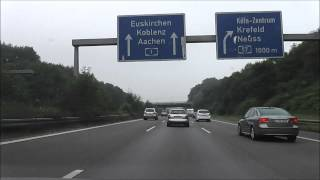 Autobahn A1: Köln