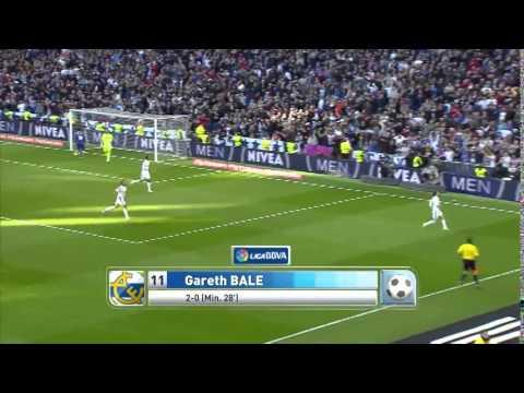 ไฮไลท์ฟุตบอลลา ลีกา สเปน เรอัล มาดริด 3-0 เอสปันญ่อล
