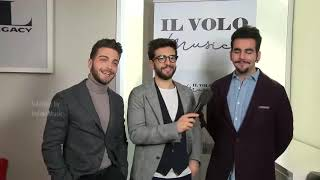 Fun interview with Il Volo 29-01-2019 [English Subtitles]