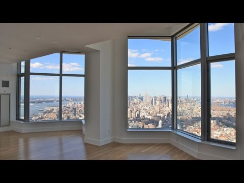 Manhattan Luxury Condo Sales Are Slowing