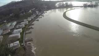 Amberley Floods