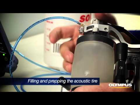 RollerFORM Phased Array Wheel Probe Overview