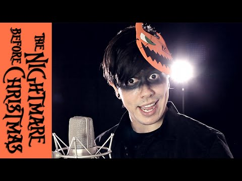 "Nightmare Before Christmas - ""What's This?"" Rock Music Cover By NateWantsToBattle"