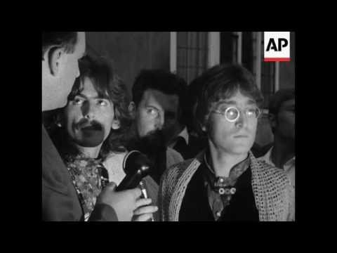 Beatles interview after death of manager Brian Epstein