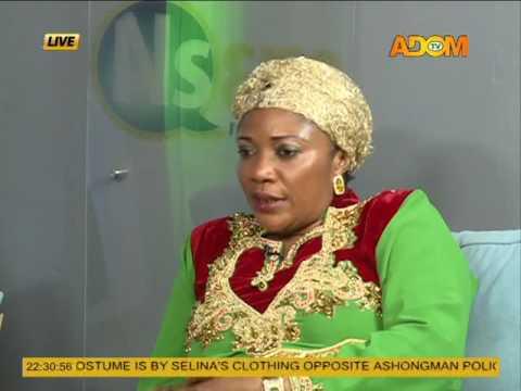 Teenage Pregnancy - Nsem Nketenkete on Adom TV (30-3-17)