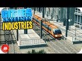 Cities: Skylines Industries - HYPERLOOP Train System! #34 (Industries DLC)
