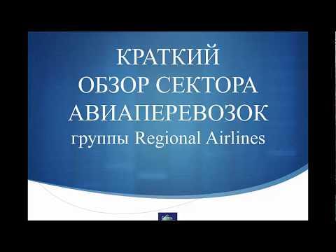 Индустрия «Авиаперевозки»: краткий фундаментальный анализ рынка ценных бумаг. Станислав Демидов