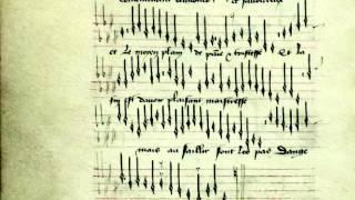 Johannes Ockeghem - Prenez sur moi votre exemple - canon at the fifth